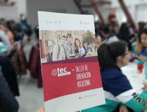 El ITEC colabora con los jóvenes en la construcción de su proyecto vocacional